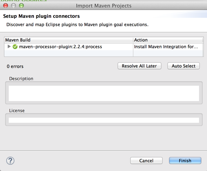 Configuring Eclipse with Maven