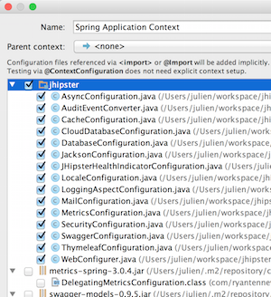 Configuring Intellij IDEA