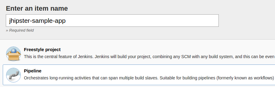 Setting up Continuous Integration on Jenkins 2